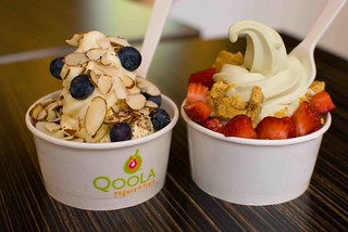 Qoola's frozen yogurt | by intercrew17