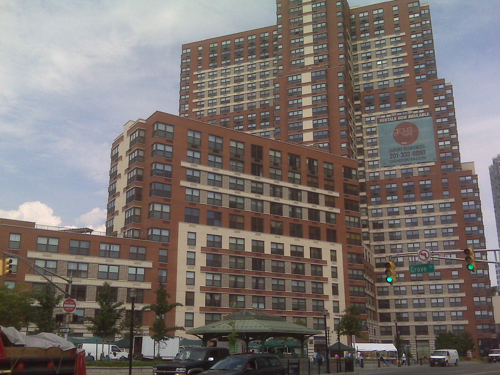 Grove Street Jersey City Brunch