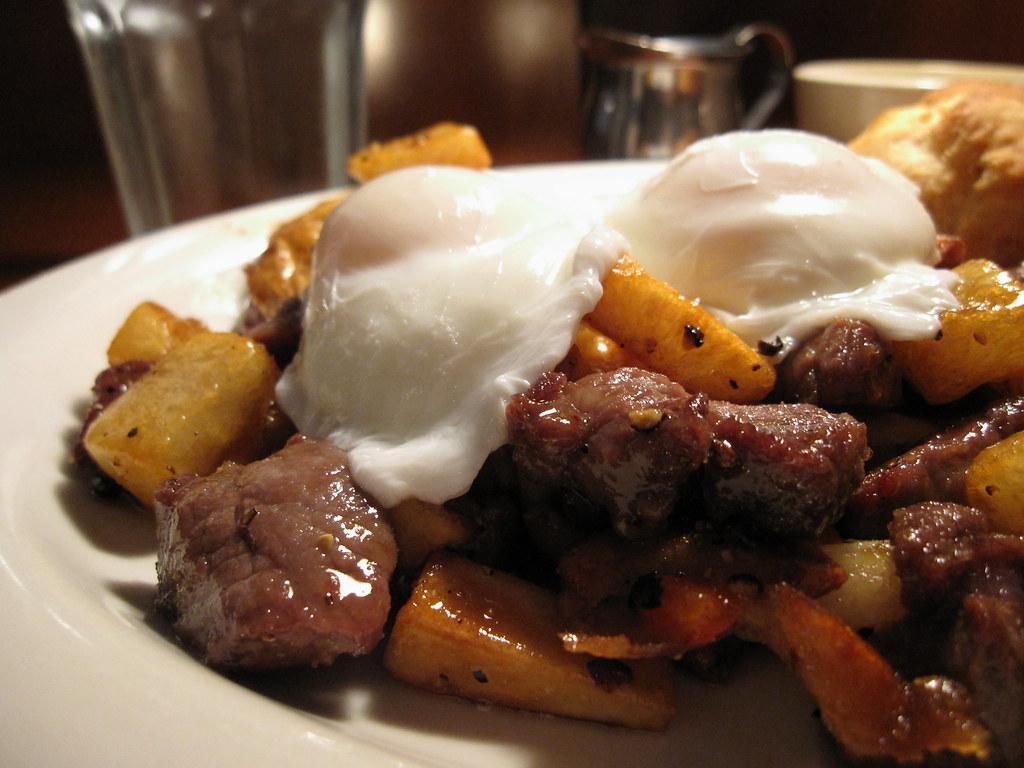Steak Hash Recipe — Dishmaps