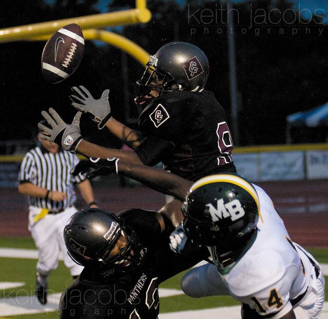 Myrtle Beach High School Football Vs Carolina Forest Footb Flickr