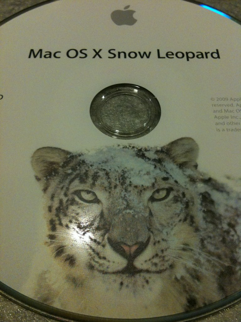 Snow leopard dvd detail dvd von mac os x snow leopard for Cuisine 3d mac os x