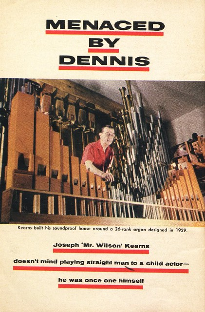 Joseph Kearns Home Wurlitzer Opus 2022 1958 In This Photo Flickr