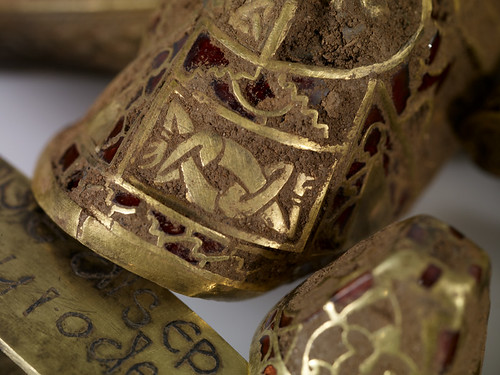 Artefacts from the Staffordshire Hoard | by Birmingham Museum and Art Gallery