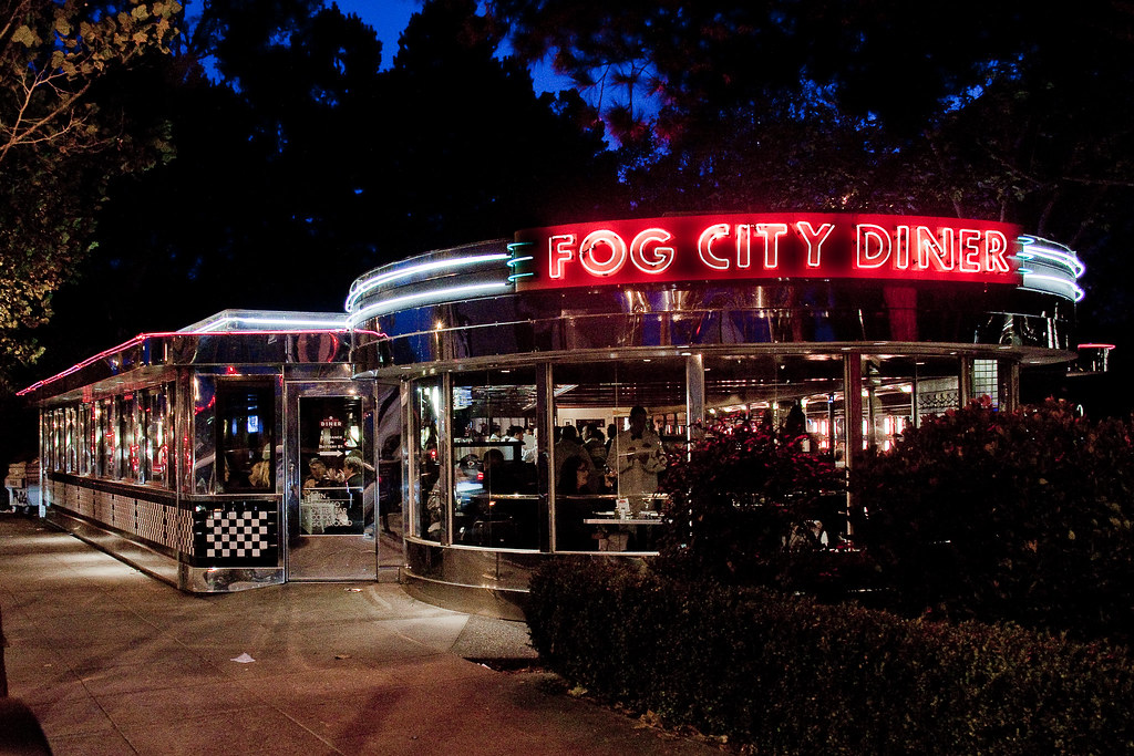 fog city diner san francisco san francisco fog city dine flickr. Black Bedroom Furniture Sets. Home Design Ideas