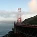 Golden Gate Bridge from Vista Point