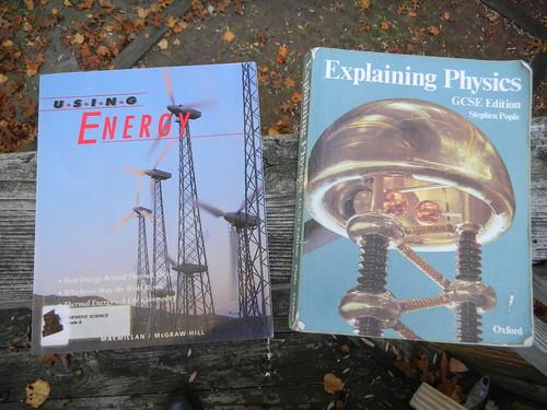 Using Energy And Explaining Physics