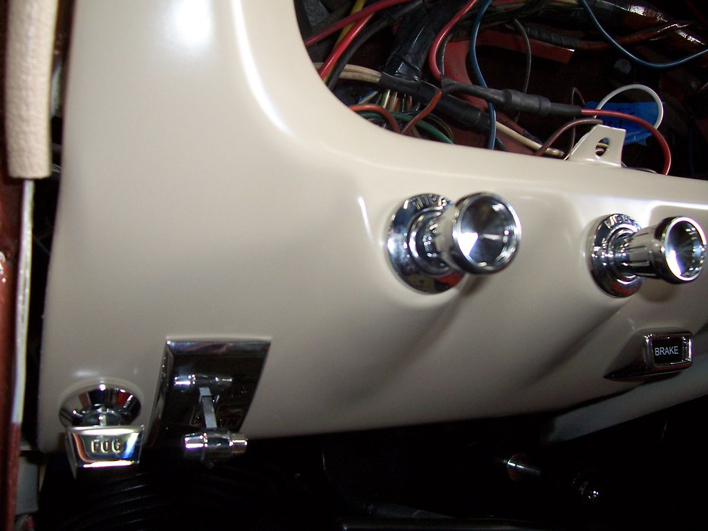 1964 1 2 Mustang Fog Light Switch Dmtoth2 Flickr