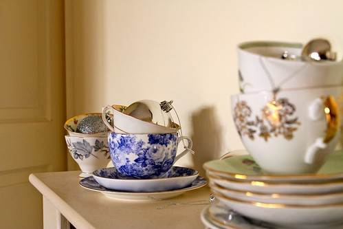 Festive tea cup collection | by ::Christine::