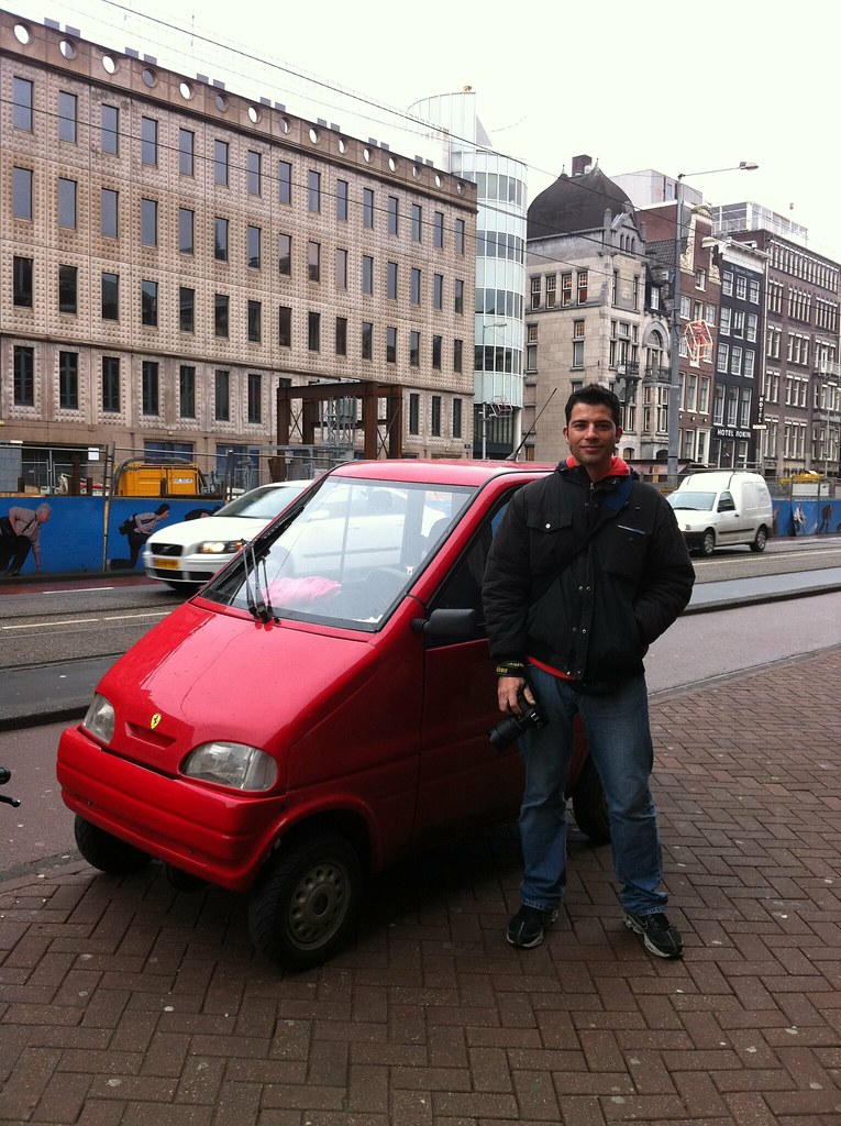 One Of The World S Smallest Production Cars The Canta Flickr