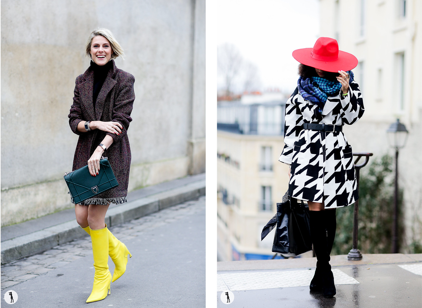 Street style - Paris fashion week HC SS15