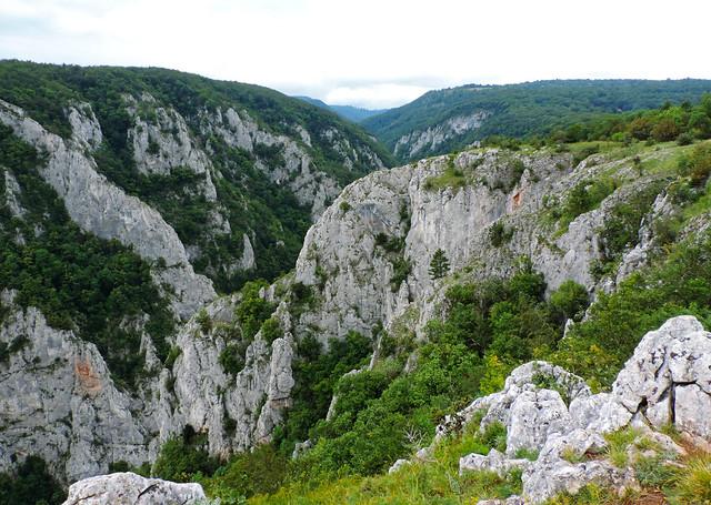 Zadielska Valley, Slovak Karst National Park, Slovakia