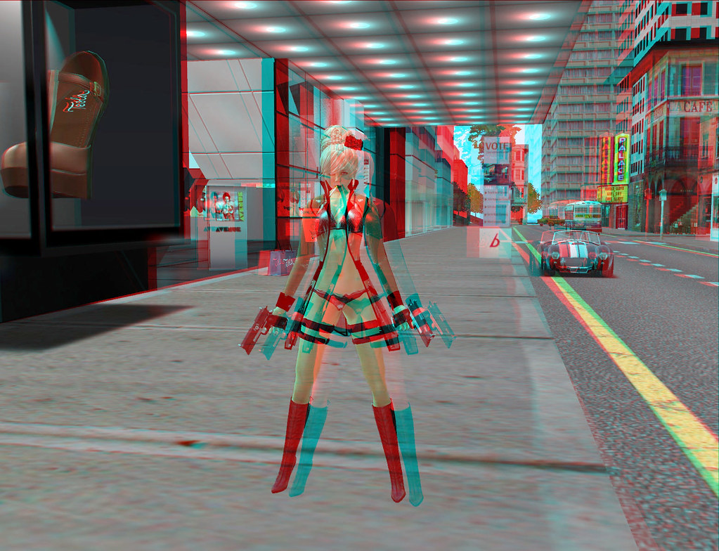 anaglyph 3d glasses (red/cyan) test 01 | view with 3d glasse… | flickr