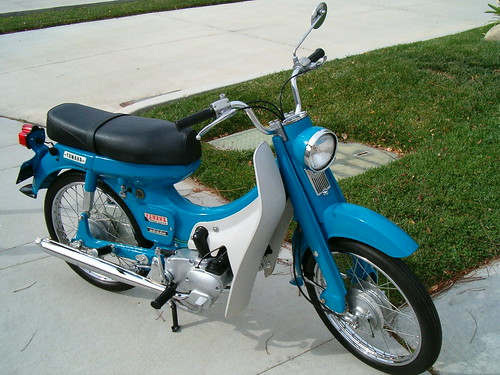 Yamaha Electric Scooter