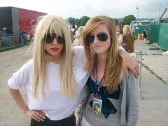 Me and Lady GaGa!