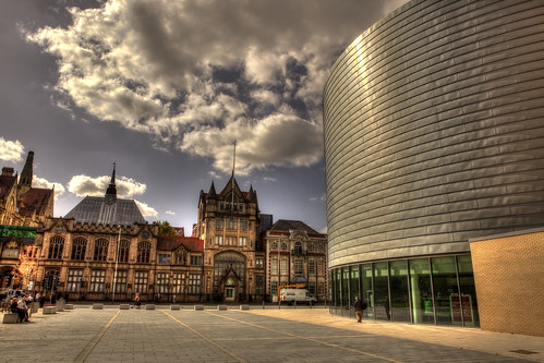 university of manchester | by imagina (www.giuseppemoscato.com)