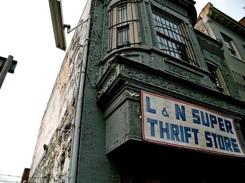 "L & N ""SUPER"" thrift store 