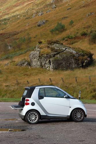 Smart car :) | by volantra