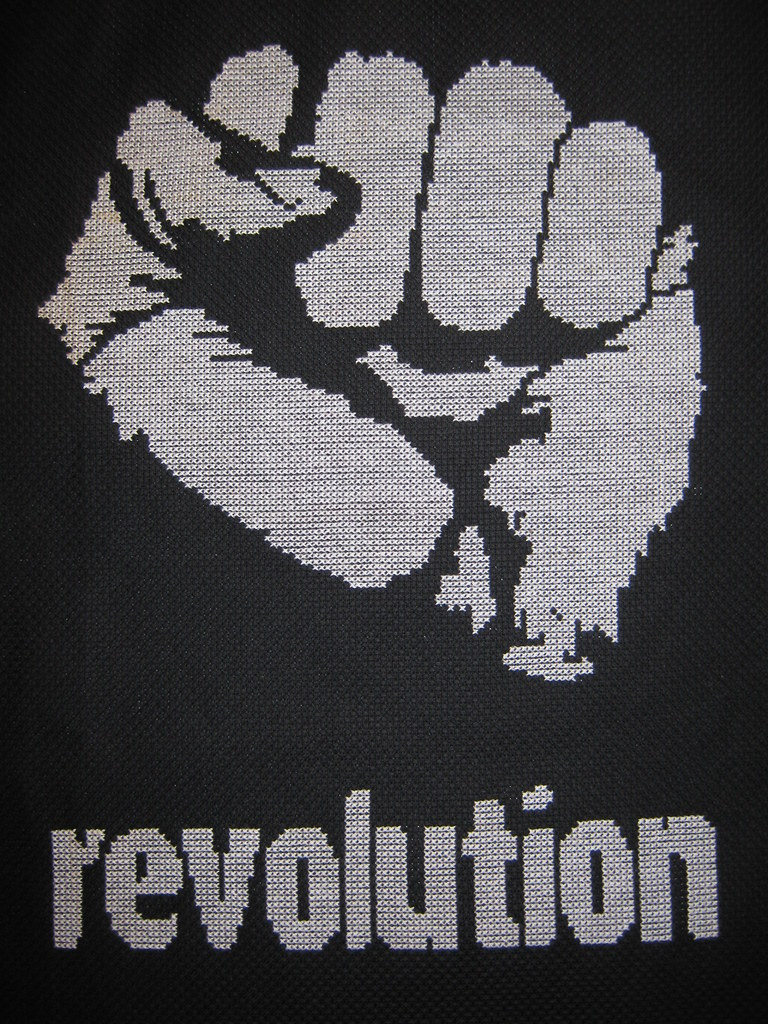 Revolution Cross Stitch