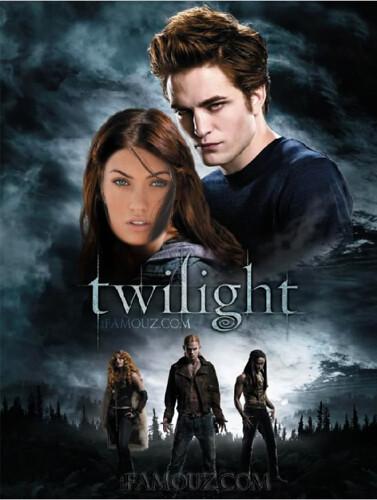 Twilight movie poster twilight new moon eclipse for New moon vampire movie