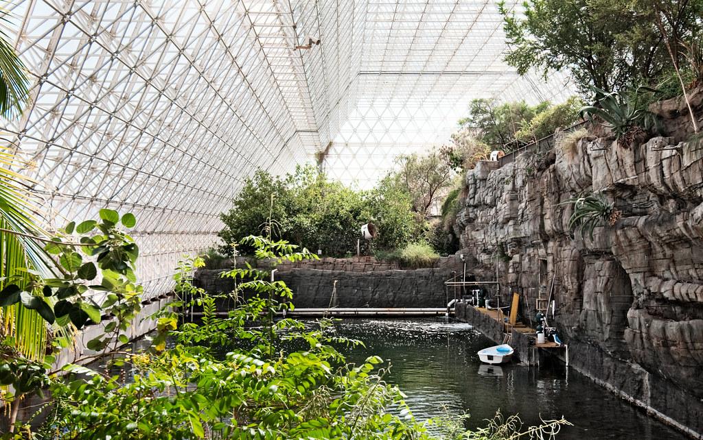 Biosphere 2 Ocean Oracle Arizona Quot Ocean Quot Is A Million