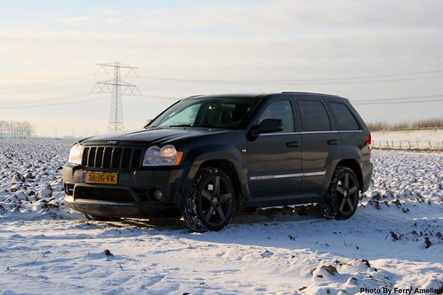 Jeep Grand Cherokee Srt-8. | by Ferry Ameling
