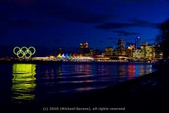 Olympic Rings Vancouver 3 | by Michael Garson