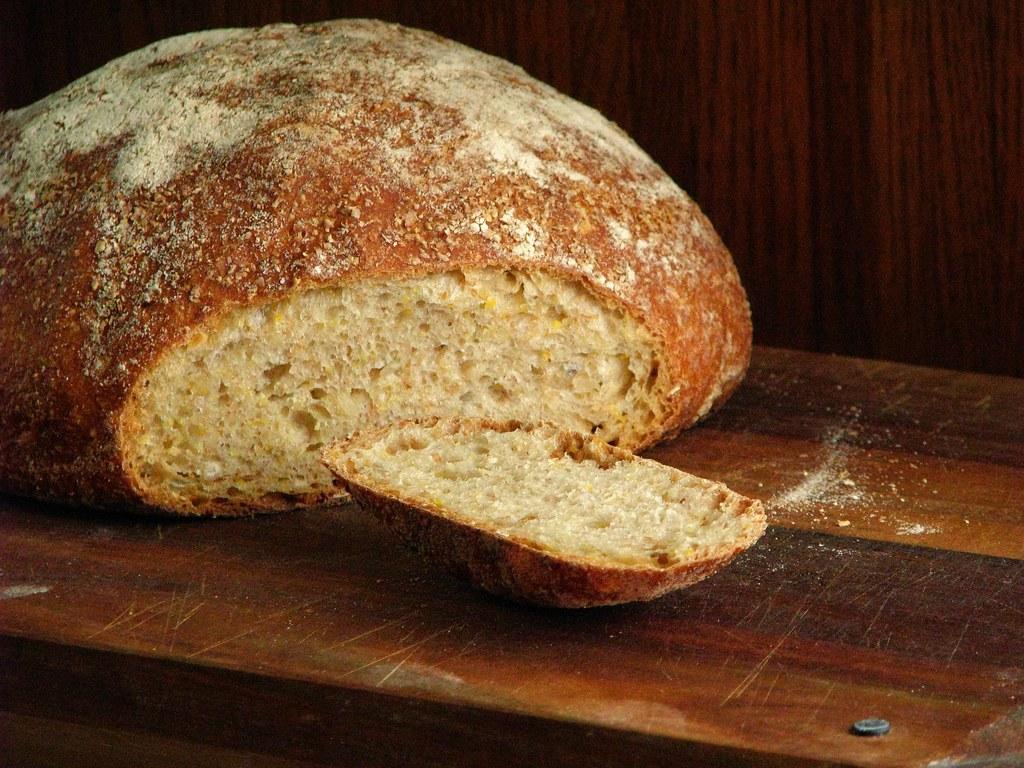 Peter Reinhart Bread Natural Leven Multi Grain Bread