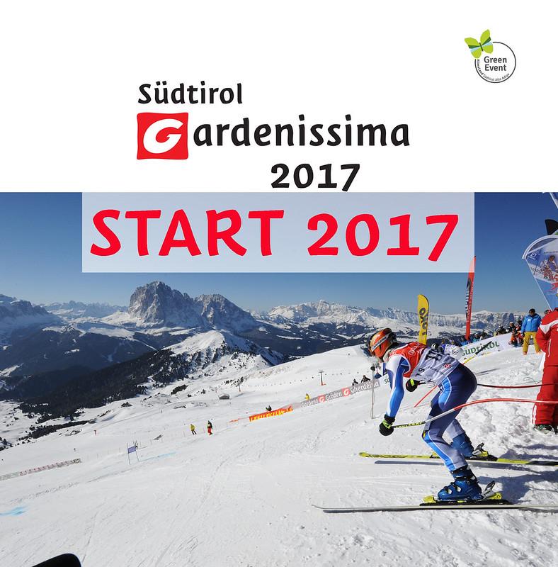 START Südtirol Gardenissima 2017