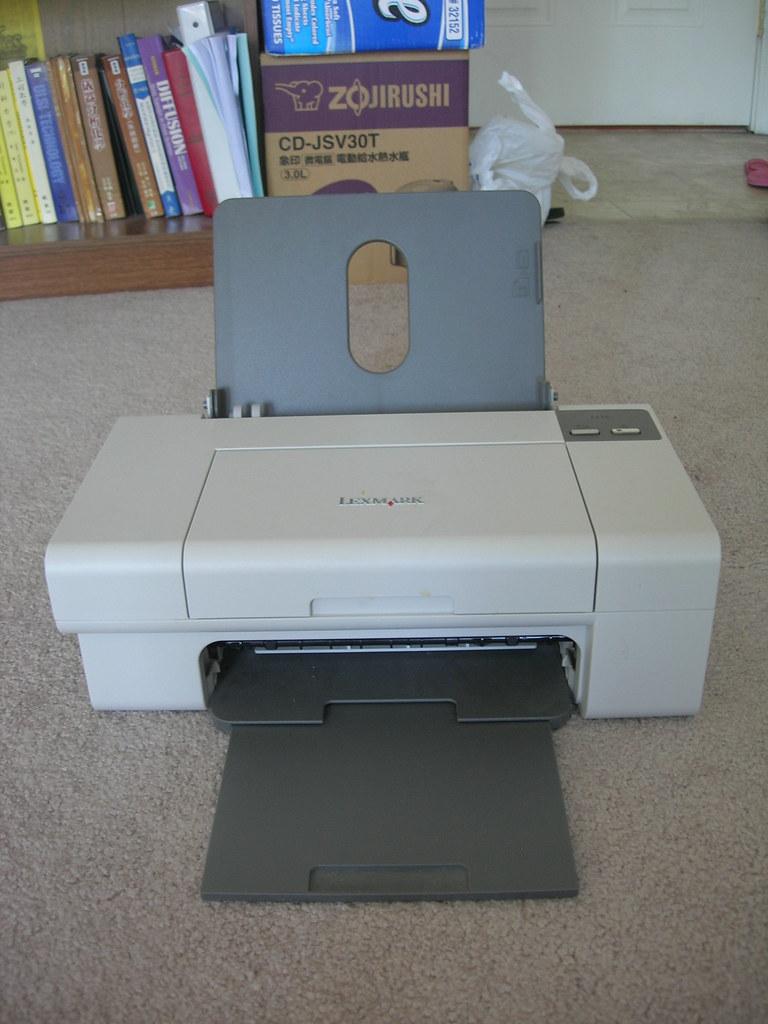 Lexmark z730 printer driver.
