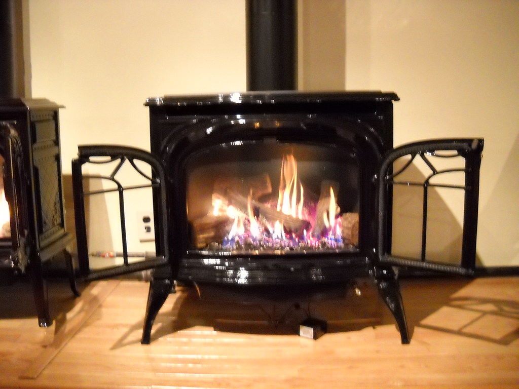 Vermont Castings Radiance Direct Vent Gas Stove | Today's ga… | Flickr