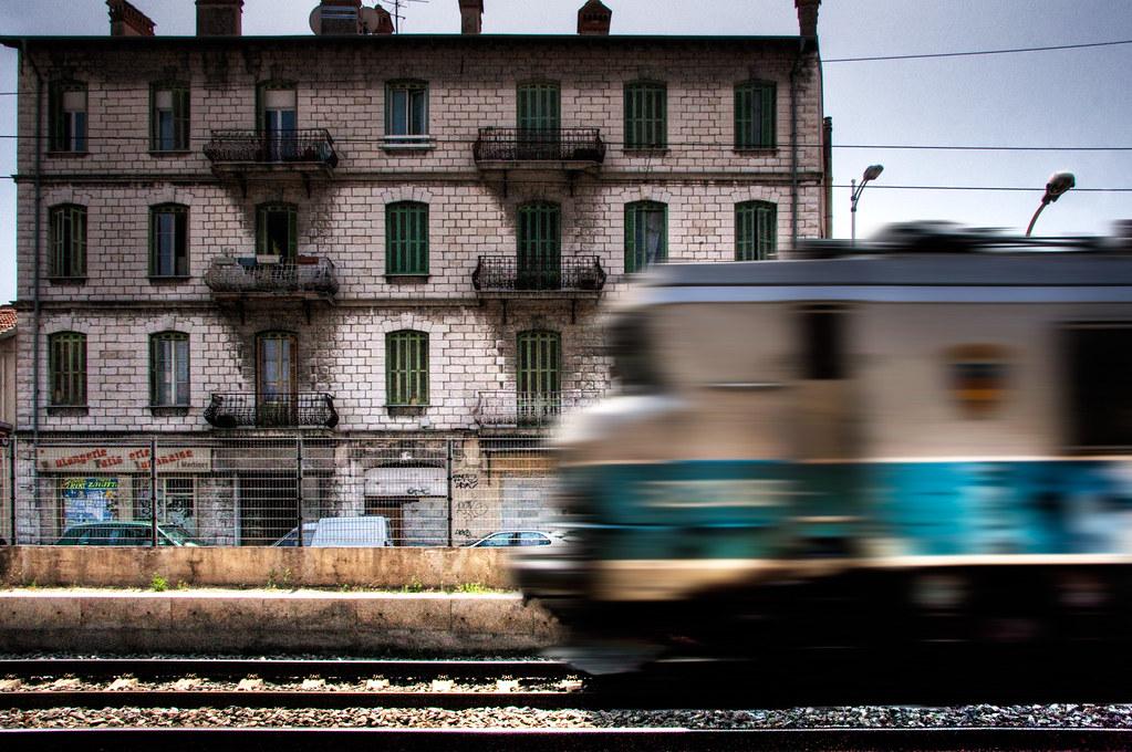 train train to nice and monaco oliver burt flickr. Black Bedroom Furniture Sets. Home Design Ideas