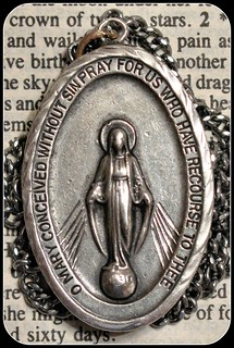 The Miraculous Medal | by Loci Lenar