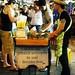 Stylish street food cart - Bangkok, Thailand