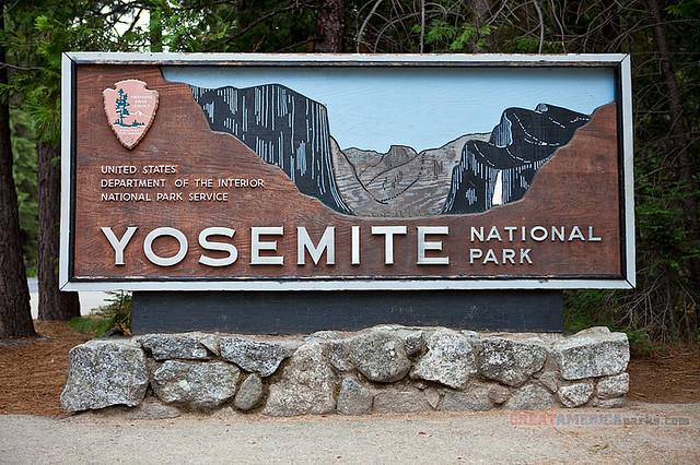 Entrances Yosemite National Park Yosemite National Park