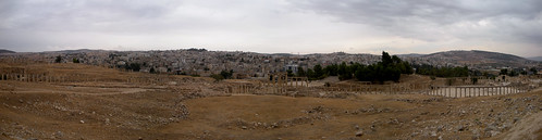 Jerash Panoramic - 1 | by kanenas.net