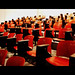 Perspective: Lecture hall