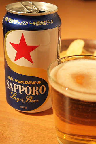 Sapporo beer. | by MIKI Yoshihito (´・ω・)