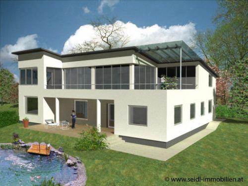 Moderne villa in klagenfurt die moderne villa liegt in for Moderne immobilien