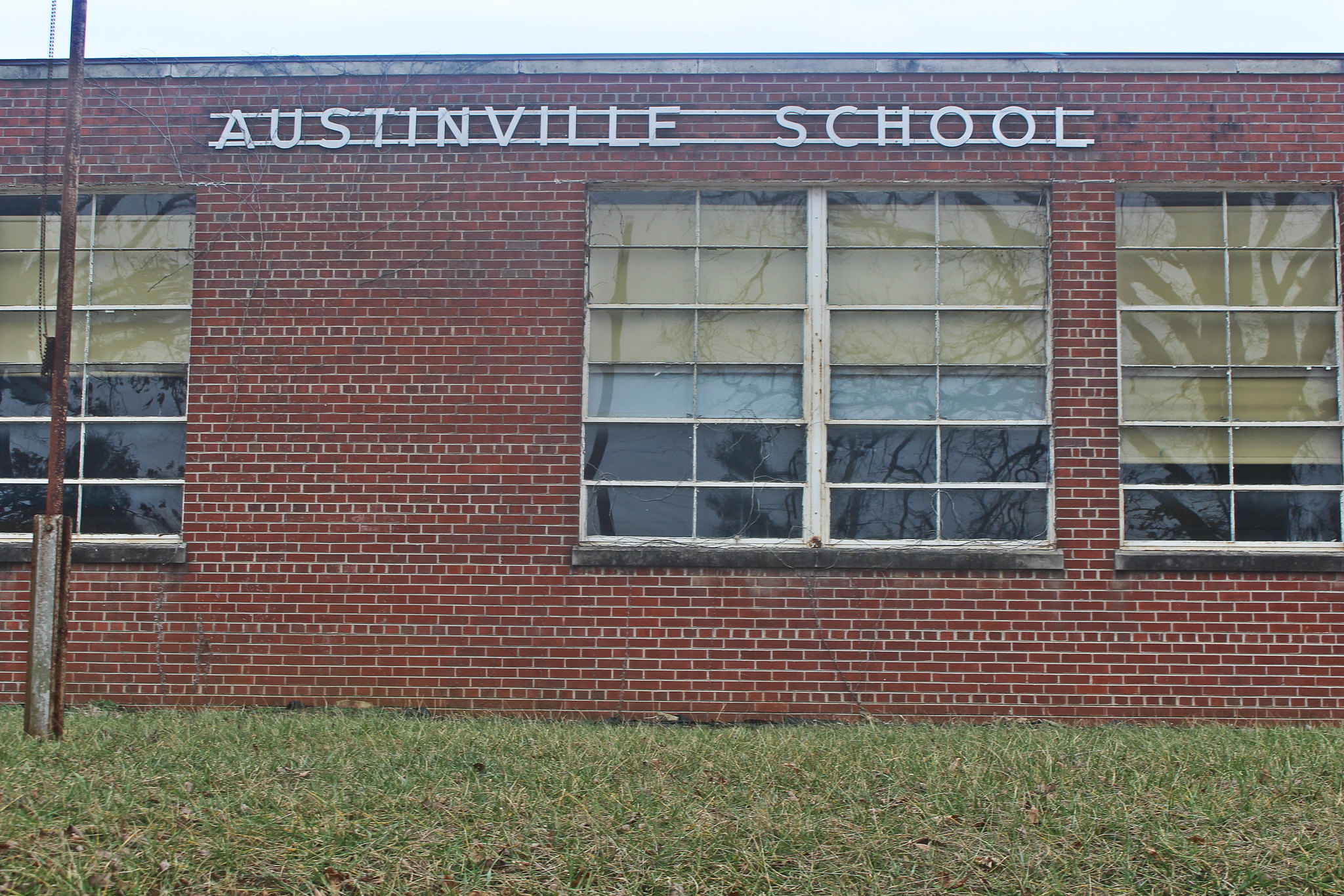 Former Austinville School -- Wythe Co, Virginia