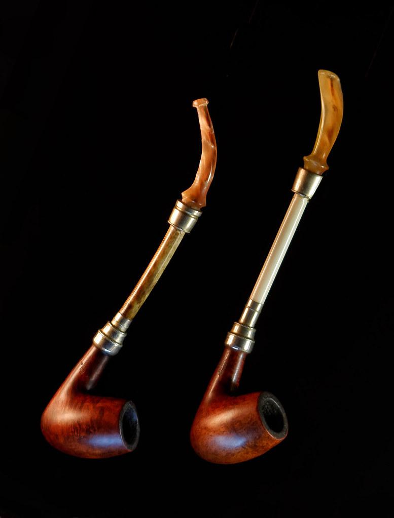 Pipes en bois. 32099007393_97942ca815_b