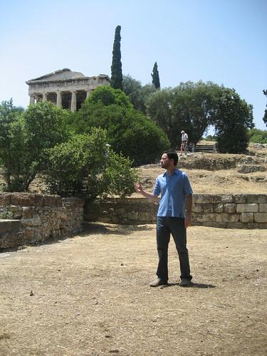 Athens- Ancient Agora 2009