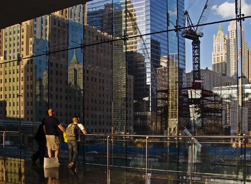 One World Trade Center - Freedom Tower - under construction | by anadelmann