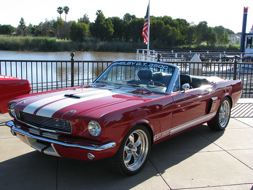 1965 Ford Mustang Shelby Gt350c Convertible Custom 1