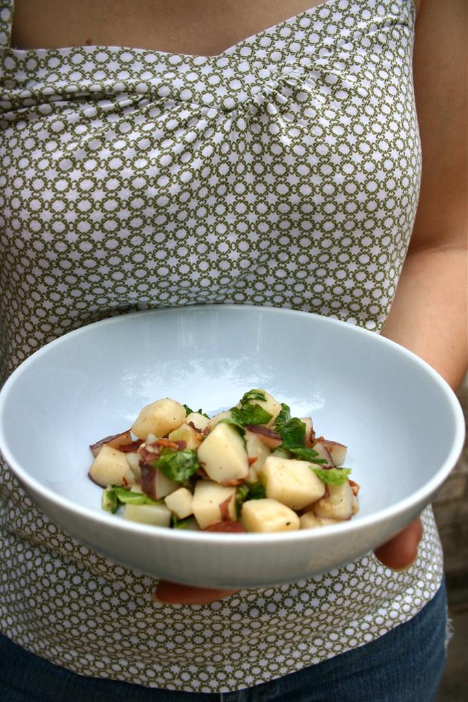 Potato Salad With Thousand Island Dressing