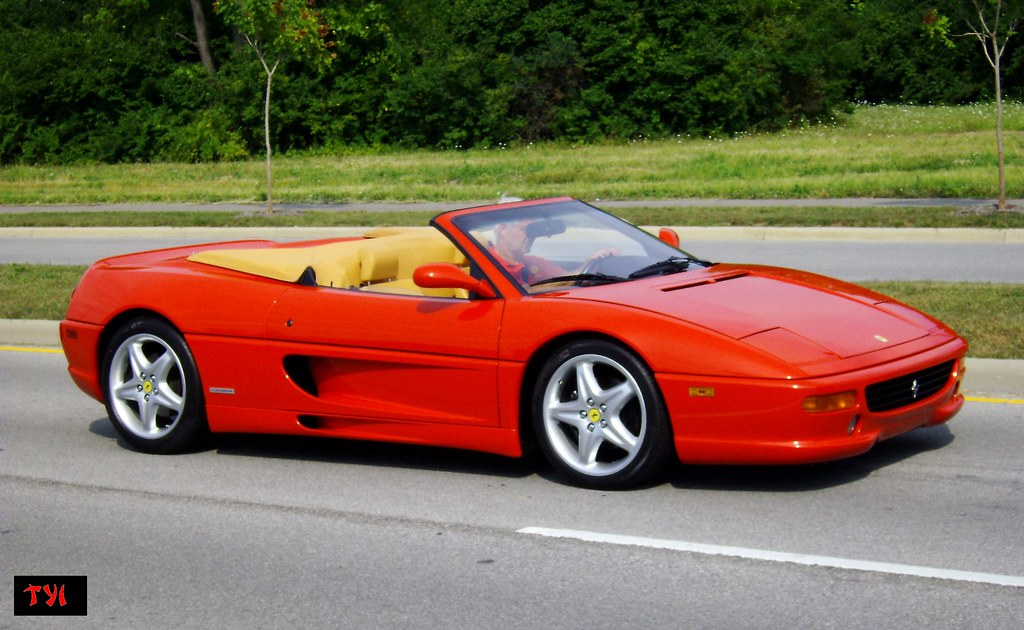 Ferrari 355 F1 Spider | TYI Photos | Flickr