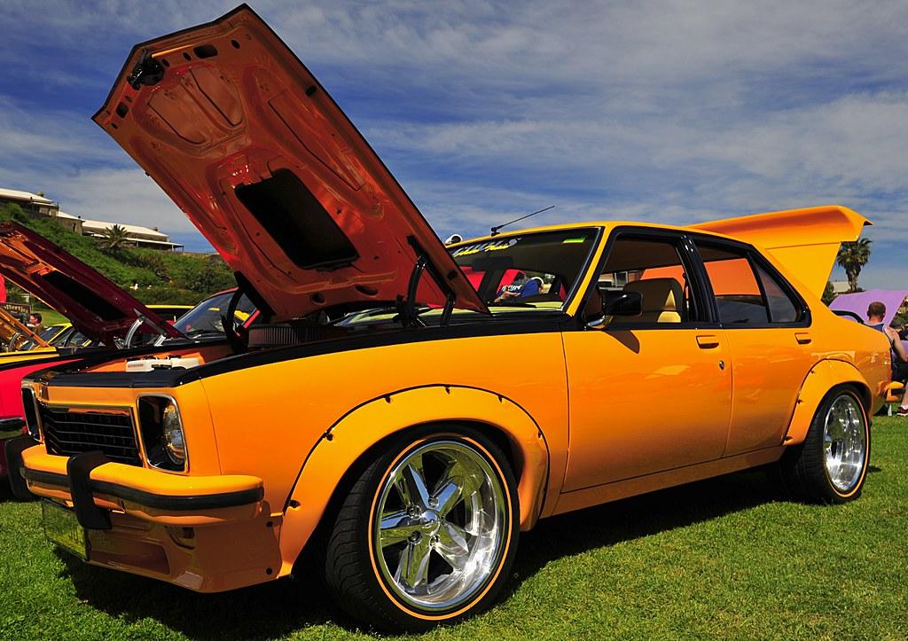 Orange Slr 5000 Torana Torana Fest Newcastle Foreshore Flickr