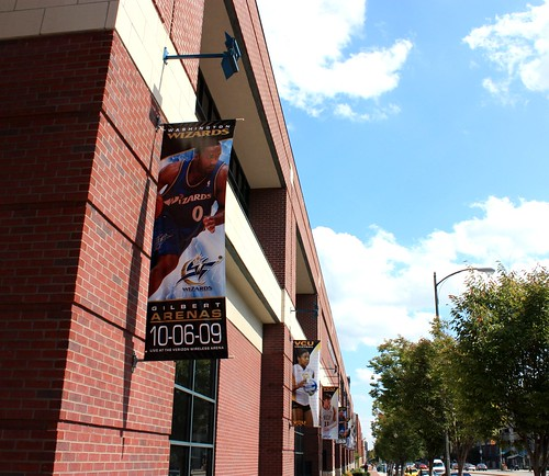 Arenas Banner at VCU | by truthaboutit