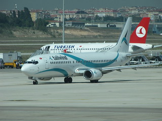 Tailwind and Turkish Airlines | by Armenian_Spotter