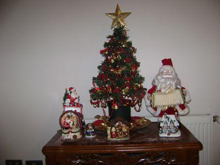 Concurso gana la decoraci n de tu mesa de navidad flickr - Adornos mesa de navidad ...