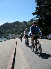 Photo from BIKE AND ROLL Bicycle Rentals and Tours in San Francisco - Fun in Saualito | by Bike and Roll San Francisco